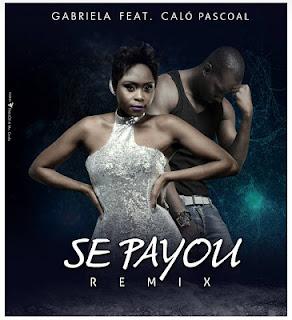 Imagem Gabriela feat. Caló Pascoa-Se Payou