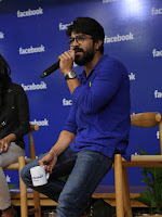 RamCharan's Facebook Office Visit-cover-photo