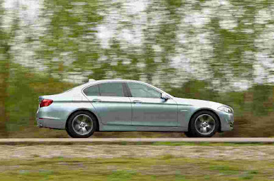 Review Of BMW ActiveHybrid Cars 5 2011-2015
