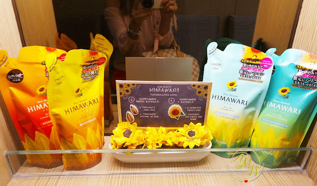 a photo of Himawari Dear Beaute Volume & Repair Launch