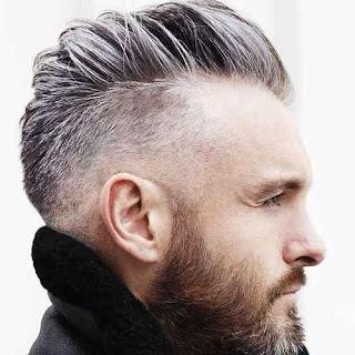 Undercut Short Hairstyle for men