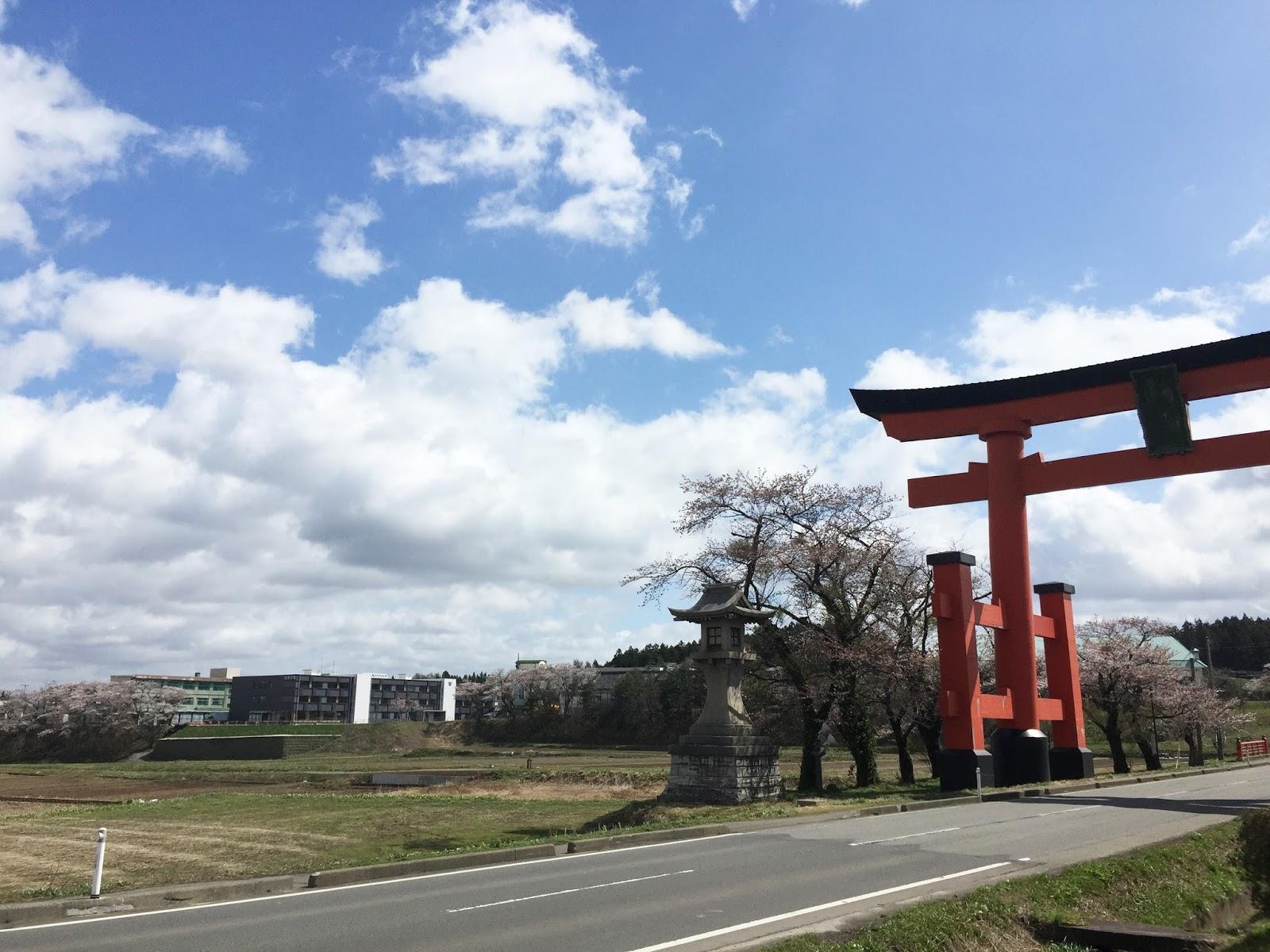 羽黒高校だより~: 4月 2017