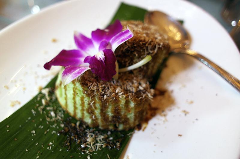 Durian Pengat Cake Recipe