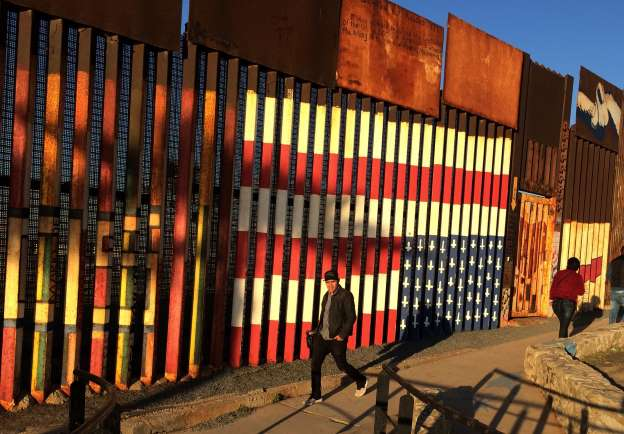 Trump border 'wall' to cost $21.6 bln, take 3.5 years to build - internal report
