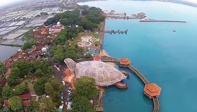 Pantai kartini, wisata populer di jepara
