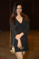 Kyra Dutta in black At Rogue Movie Audio Launch ~  067.JPG