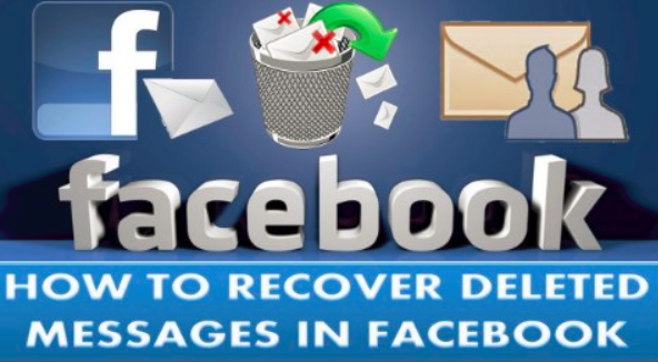How to Get Back Deleted Message From Facebook 2019