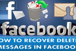 How Do You Recover Deleted Messages On Facebook