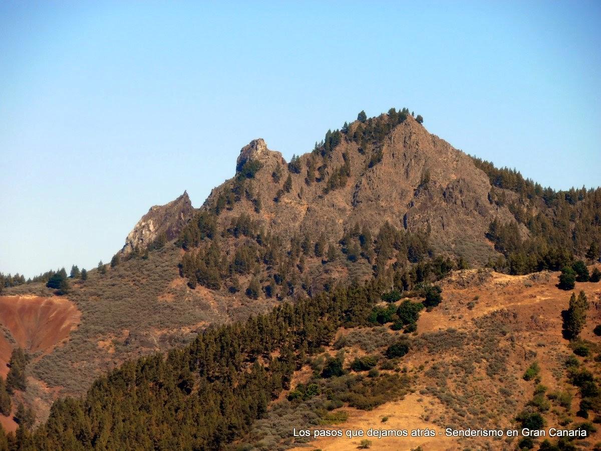 Roque Saucilla y Roque de la Retamilla
