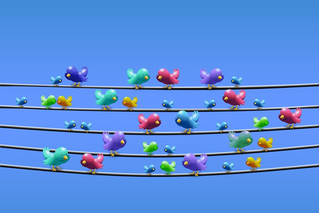 twitter incluirá colores
