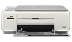 HP Photosmart C4280 All-in-One Printer Drivers Download