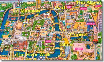 Top 10 Places To Visit In San Antonio Tx River Walk