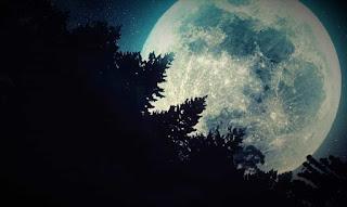 Âme au milieu de la nuit