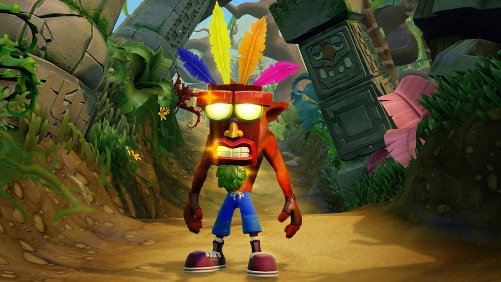 Check Out Activision Footage Of The New Crash Bandicoot N. Sane Trilogy Video Game