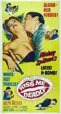Kiss Me Deadly (Öp Beni Öldüresiye, 1955)