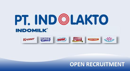 Lowongan Kerja Bagian Import FG Staff di PT Indolakto - Indofood CBP (Indomilk)