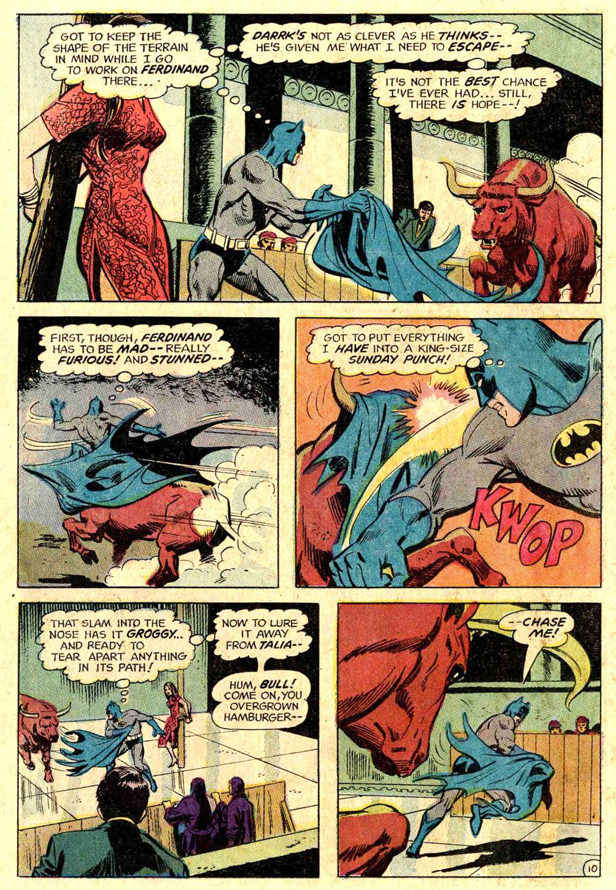 Detective Comics (1937) 411 Page 13