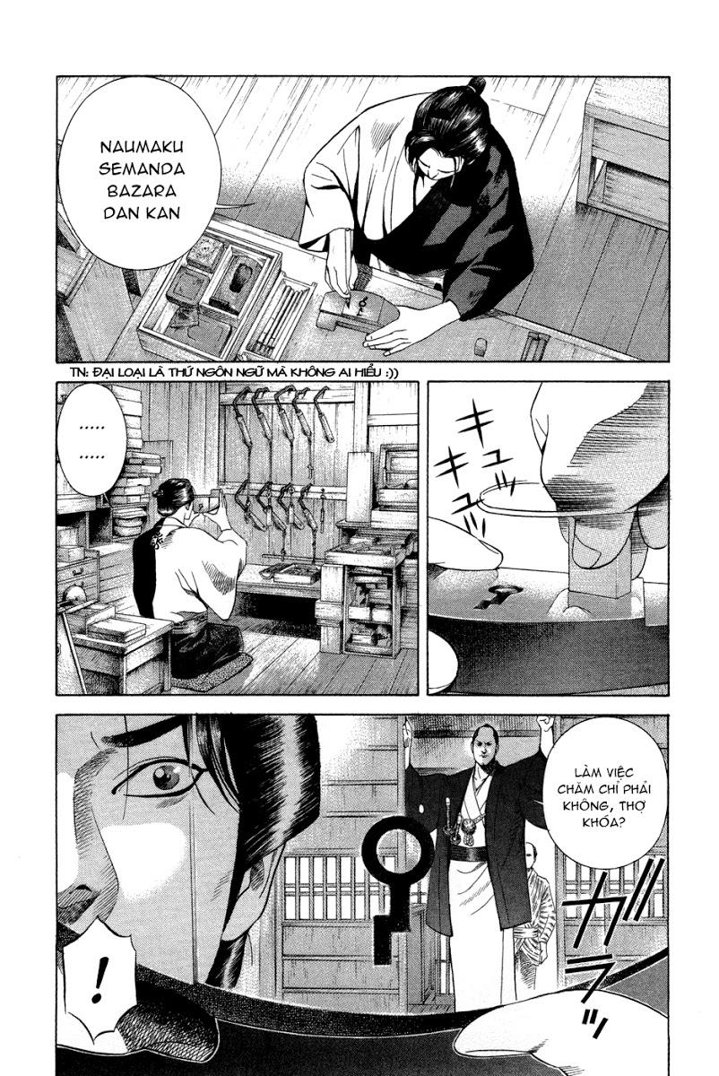 Yamikagishi chap 9 trang 25
