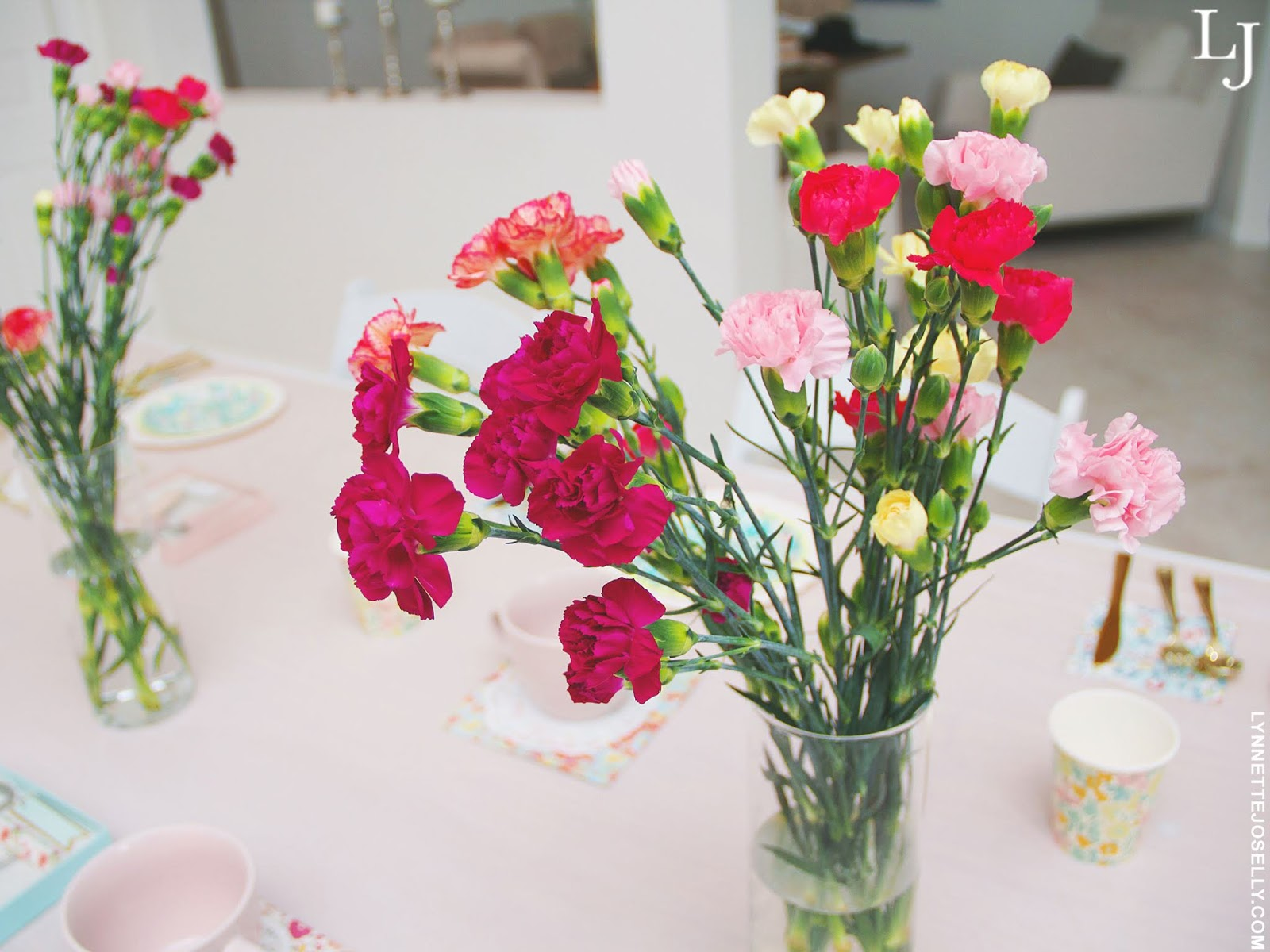 Tea Party Ideas Table Decor