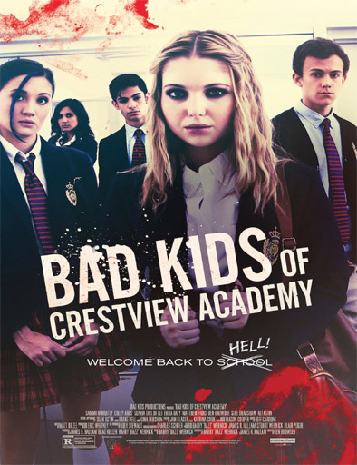 Ver Bad Kids of Crestview Academy (2017) Online