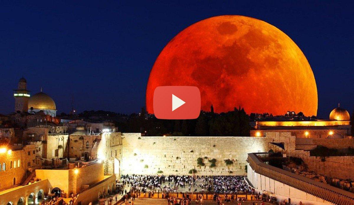 Blutmond Israel