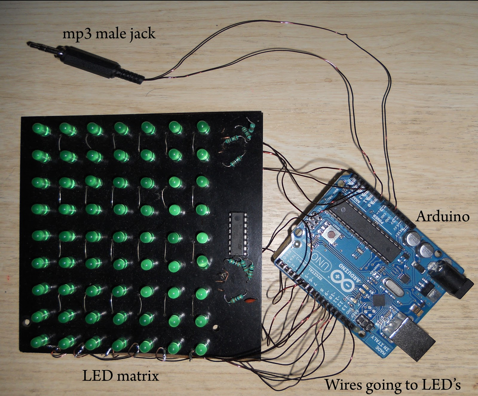 Arduino Led Music