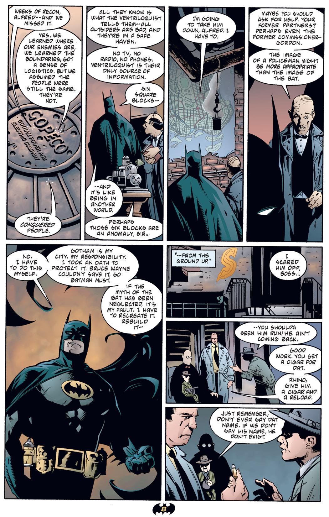 Detective Comics (1937) 730 Page 8
