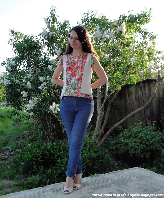 bluzka na lato
