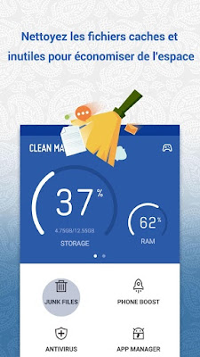 Clean Master (Boost & AppLock) 5.13.6 Apk