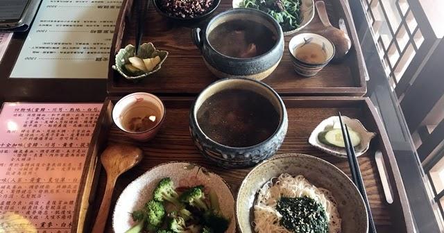 臺北古色古香中藥行餐廳~正一堂養生膳食坊 - 小品~就是愛旅行