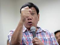 Ingin Hentikan Ketergantungan Kepada Barat, Presiden Duterte Pisah dari Amerka