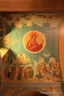 Греческая православная церковь Благовещения, Назарете, Христианские Святые Места
