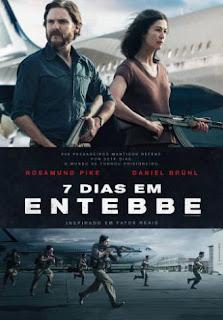 7 Dias em Entebbe - BDRip Dual Áudio
