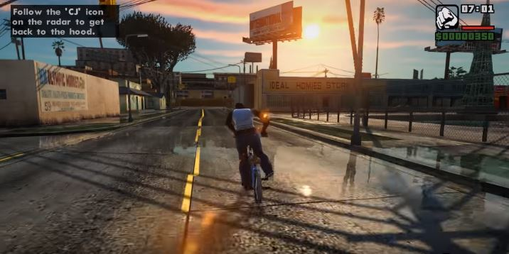 Grand Theft Auto San Andreas PC Game Download