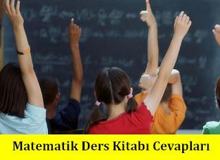 6. Sınıf Matematik Uygun Basın Yayınları Ders Kitabı Cevapları