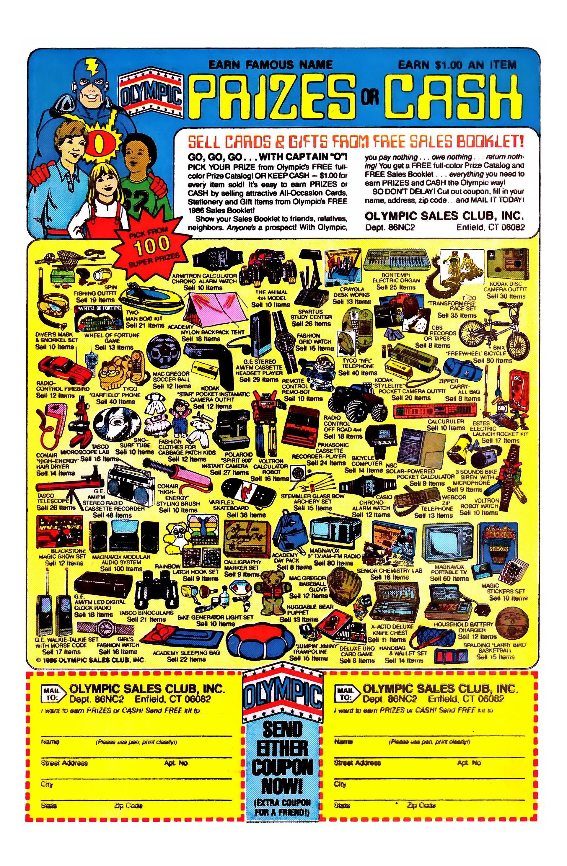 Read online Secret Origins (1986) comic -  Issue #2 - 34