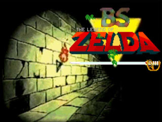 The Legend of Zelda: Broadcast Satellite