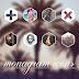MonaGram Icons
