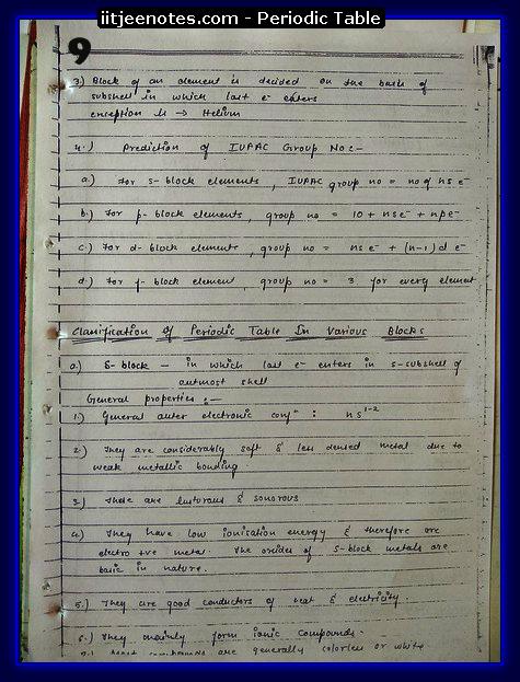Periodic Table9