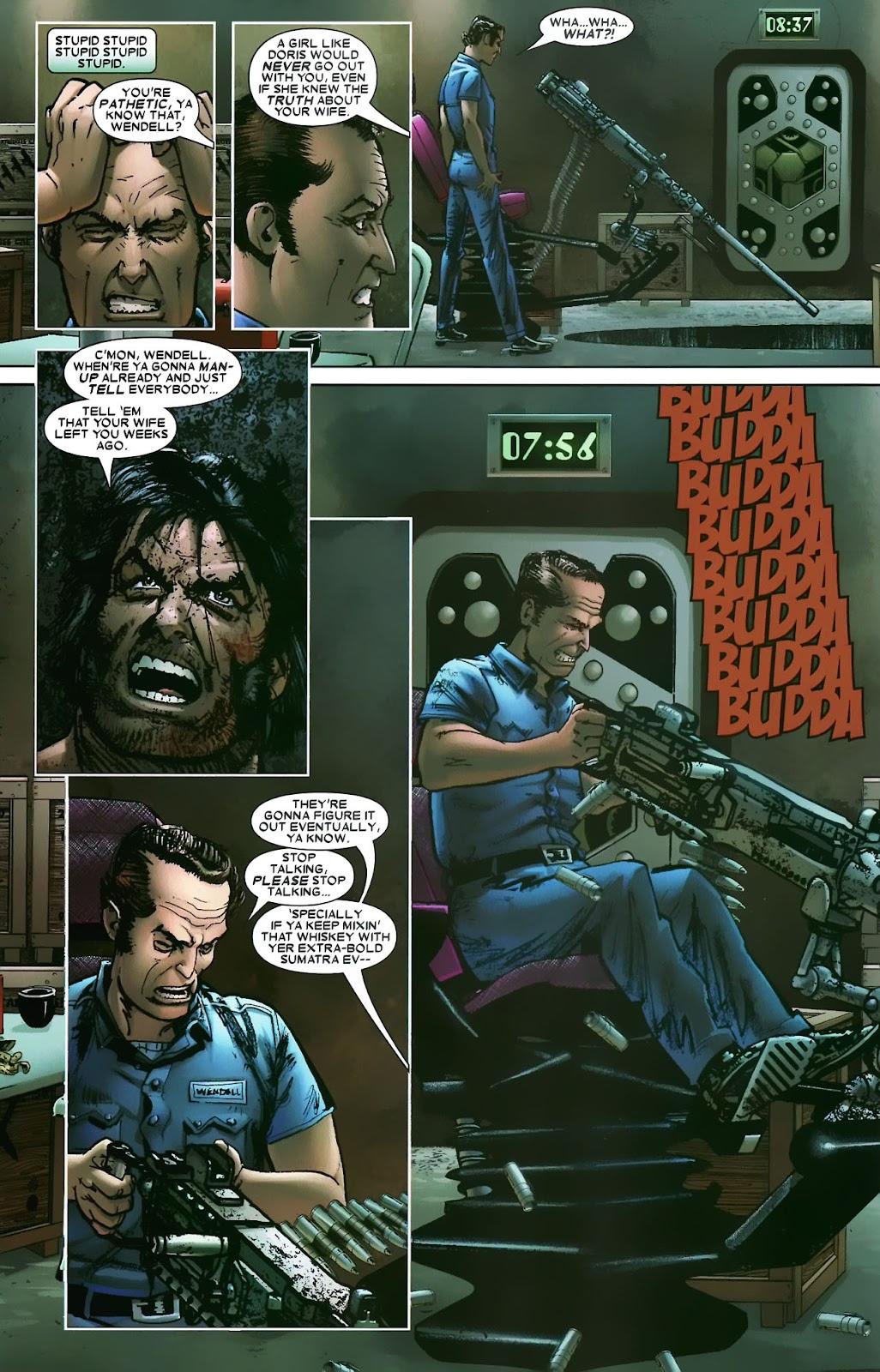 Read online Wolverine (2003) comic -  Issue #56 - 11
