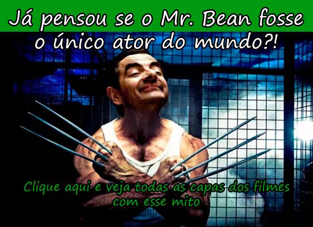 JÁ PENSOU SE O MR. BEAN FOSSE O ÚNICO ATOR DO MUNDO?!