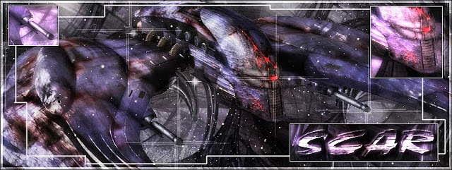Scar- Battlestar Galactica