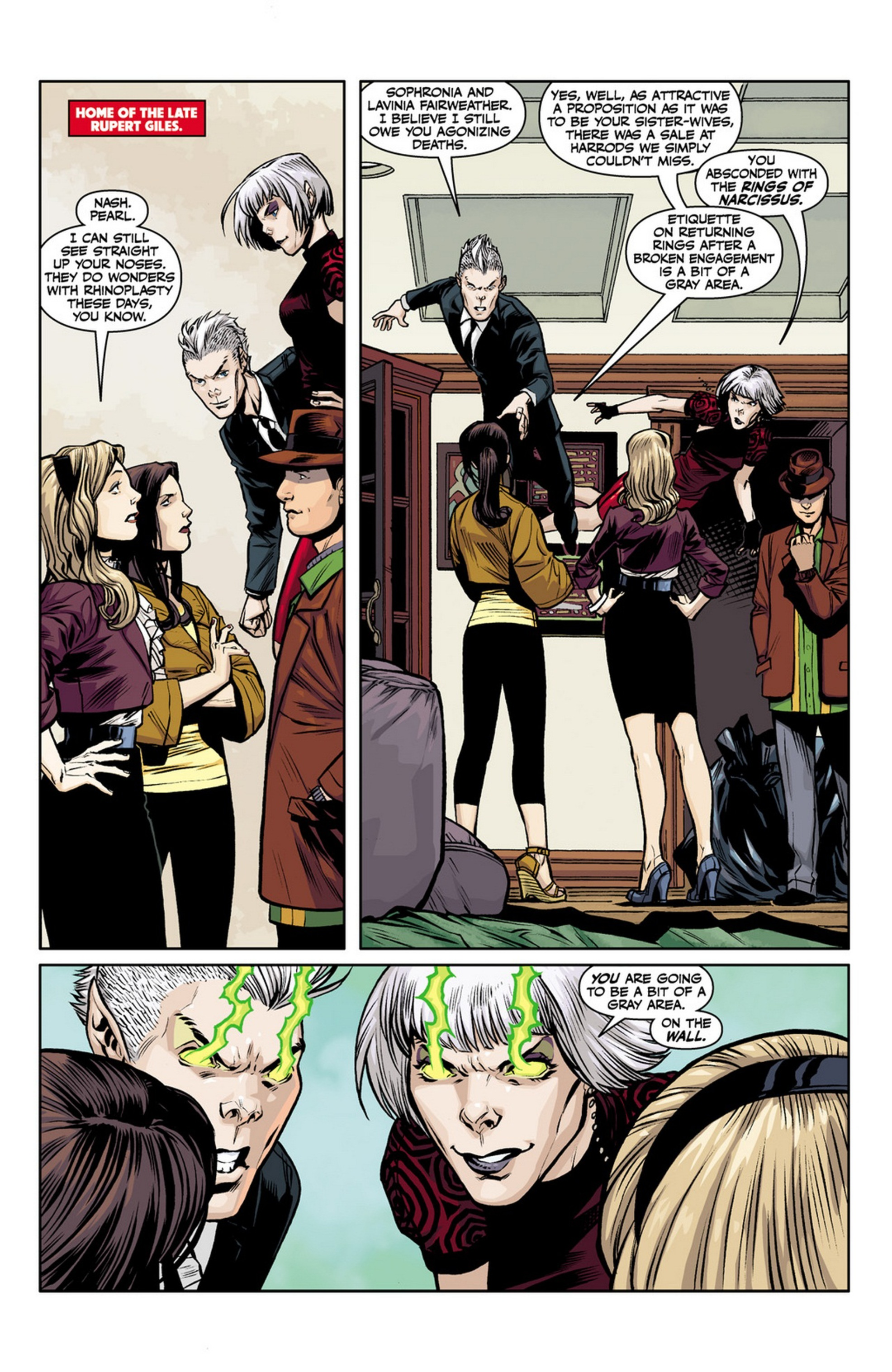 Angel and Faith issue 13 - Page 13
