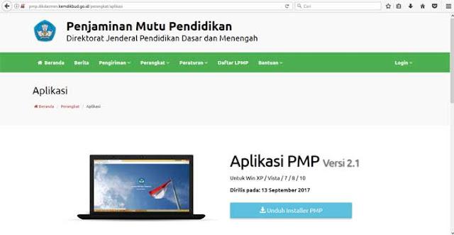 Aplikasi PMP Terbaru