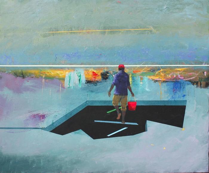 Испанский художник. Benito Salmeron