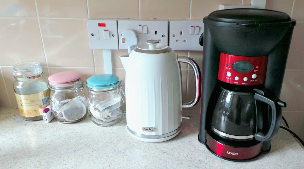 Logik coffee maker