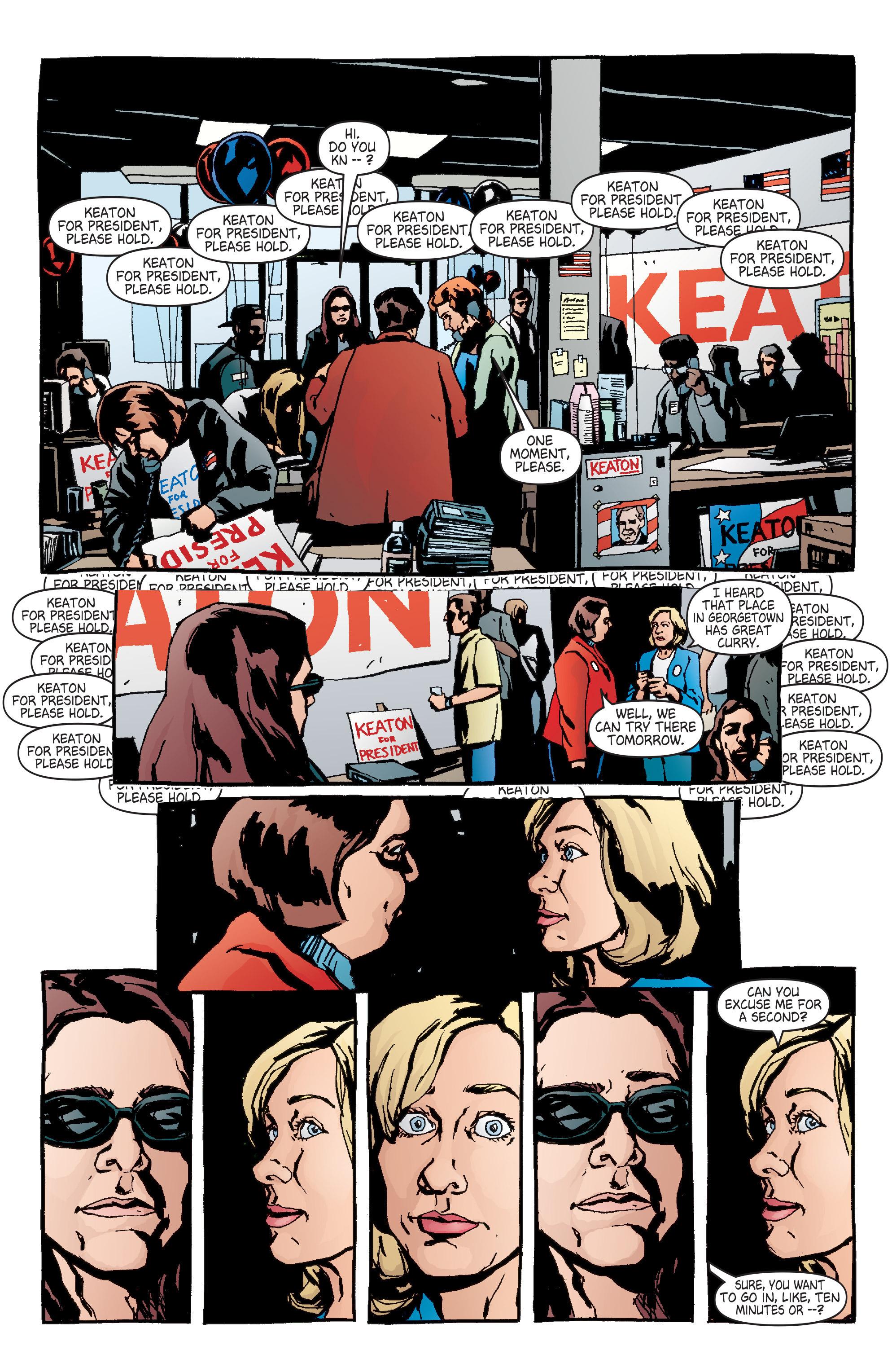 Read online Alias comic -  Issue #4 - 9