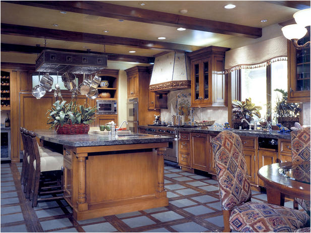 Old World Kitchen Ideas  Simple Home Architecture Design