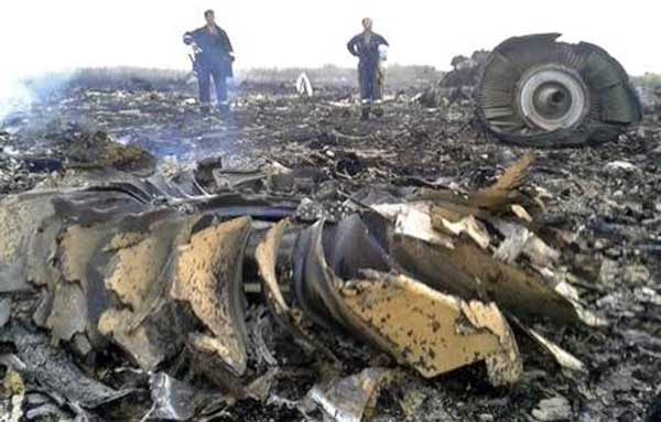 Malaysia Airlines Flight MH-17 Filipino Passengers Dead