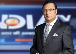Spotlight : India TV chairman Rajat Sharma elected NBA president